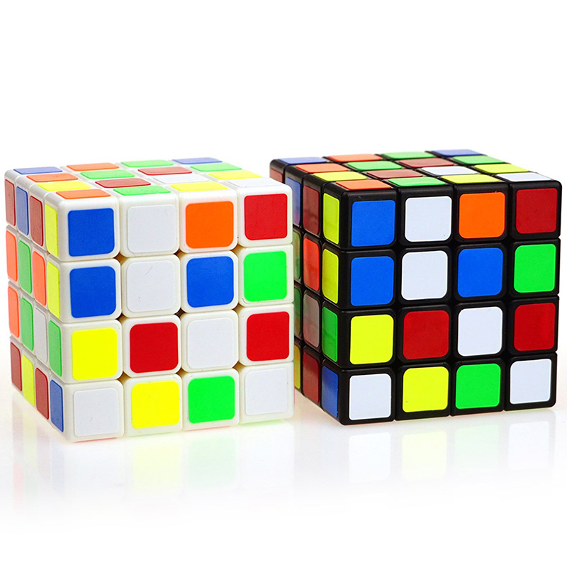 4*4*4 Professional Speed Rubiks Cube Puzzle Magic Cube Educational Puzzle Toys For Children Learning Cubo Magic Toys Xmas Gifts