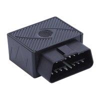 VODOOL Mini 16 BROCHES Interface OBD Dispositif de Suivi De Voiture Véhicule Camion GPS En Temps Réel Tracker GSM GPRS Anti-vol Protection alarme