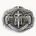 Distribuir Vintage Original Ao Vivo para o Piloto Da Motocicleta Passeio Motorista Biker Belt Buckle FIVELA-AT067AS Frete Grátis