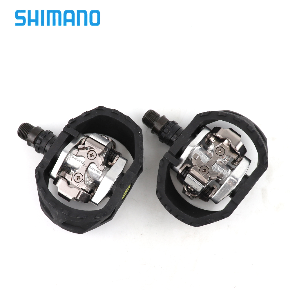 Shimano PD M424 SPD Pedal MTB bicycle bike Pedals Shimano genuine goods bike accessories