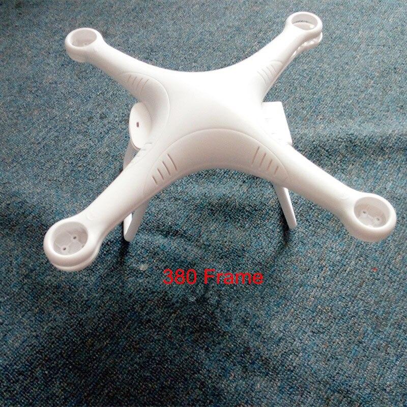 Nouveau Drone amélioré Kit de support de cadre 380MM empattement en Fiber de carbone pour accessoire d'avion