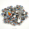 Immaculate-Heart-of-Mary Alloy bead catholic rosary