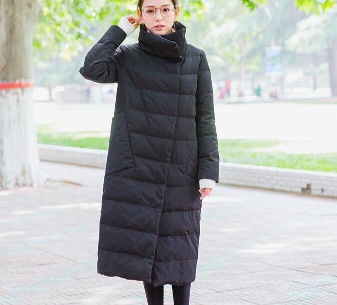 Winter Women   Down     Coat   large Collar Women Warm Winter   Down     Coat   90% Duck Women   Down     Coat   Jackets 2019 New Fashion