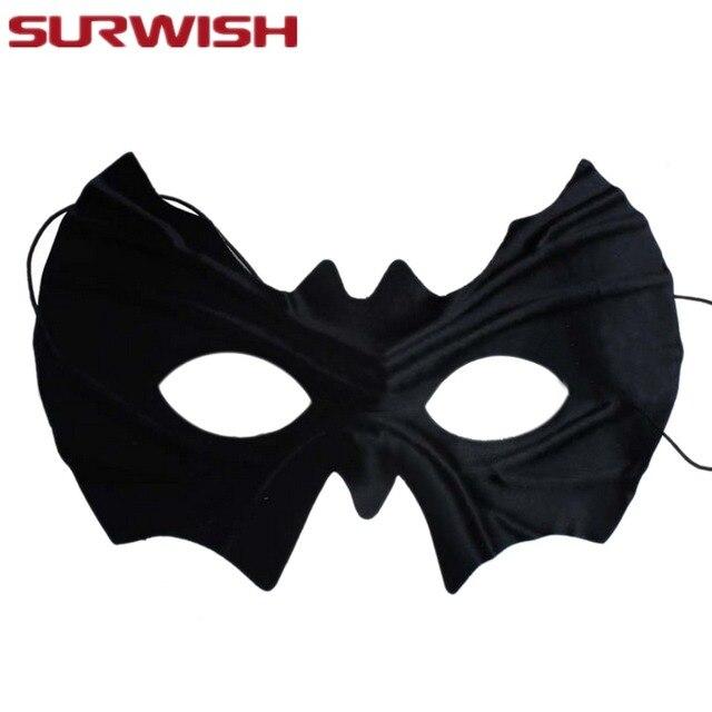 SURWISH Partito Mezza Viso Maschere Charming Batman Maschera per Gli Occhi  Maschera Veneziana di Travestimento Viso b16715a2ff4e