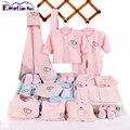 Emoción Mamás 22 piezas Recién Nacido Ropa de bebé niñas bebés 0-6meses bebé ropa de la muchacha niños ropa de bebé set de regalo sin caja