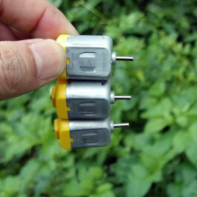 1 шт. сильное магнитное поле постоянного тока 12 В Бесшумный большой крутящий момент 130 мотор для изготовления моделей DIY