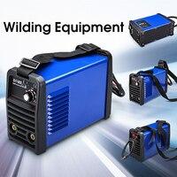 Arc Welders Portable ZX7 200 IGBT DC Inverter Welding Equipment MMA Welding Machine High efficiency