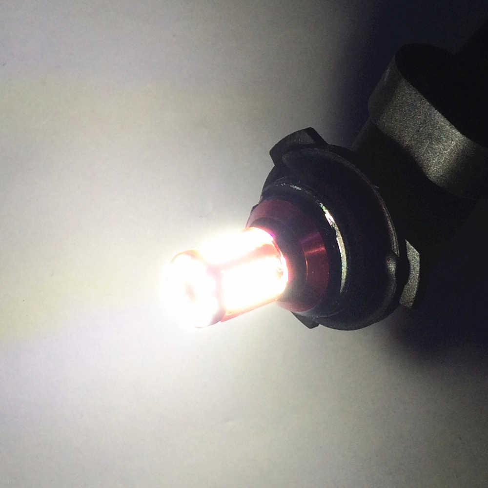 2Pcs H8 H11 3014 57 LED Fog Lights Bulb 1200LM 6000K White Car Driving Daytime Running Lamp Auto Leds Light 12V For bmw benz kia