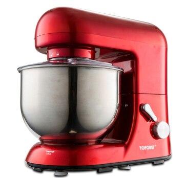 7L bol en acier inoxydable Cuisine 6 Vitesse Électrique pâte mélangeur Tilt Tête et Cooking Chef mélangeur Machine