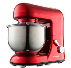 7L stainless steel bowl Kitchen 6 Speed Electric dough mixer Tilt Head and Cooking Chef blender Machine