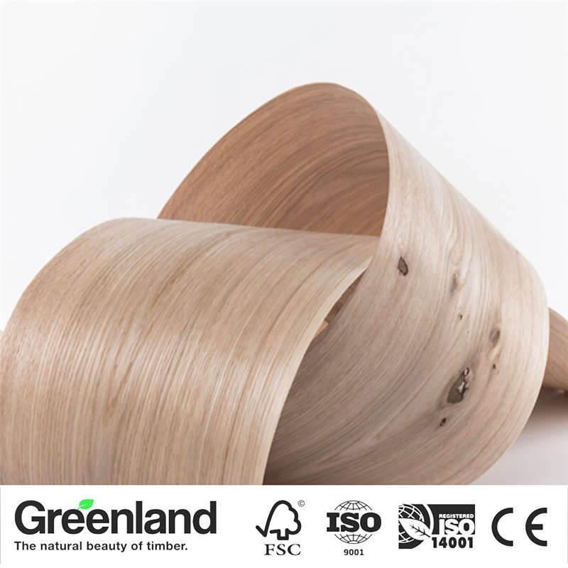 Knotty OAK Wood Veneers Flooring DIY Furniture Natural Material Bedroom Chair Table Skin Size 250x20 Cm Table Veneer
