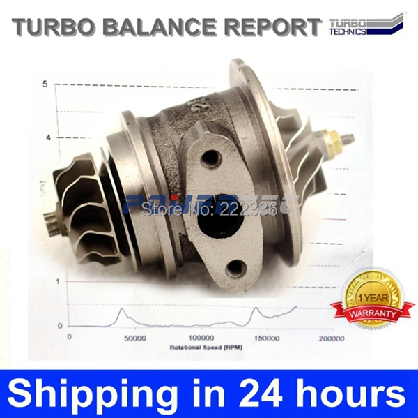 Turbo cartridge TD025M 49173-06500 chra turbo charger 49173-06503 for OPEL Meriva