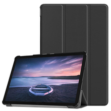 Ultra Slim Folding Stand PU Leather Case for Samsung Galaxy Tab S4 10.5 2018 T830 T835 SM-T830 SM-T835 Smart Cover Tablet Funda