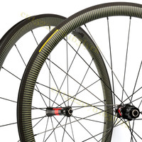 Superlight carbon cycle wide bicycle wheels free wheel hub carbon fiber road bikes for sale carbon 30mm 38mm 50mm 60mm