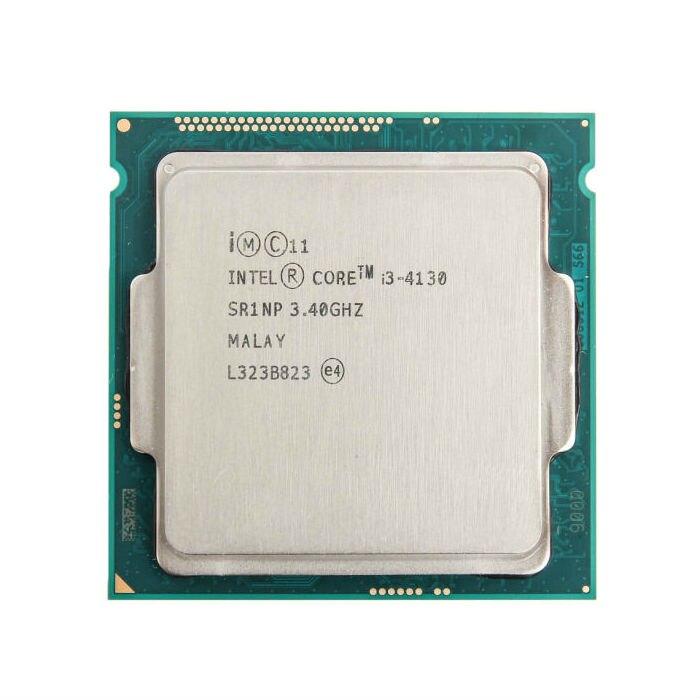 Intel Core i3 4130 3 40GHz 512KB 3MB Socket LGA1150 Haswell CPU Processor SR1NP