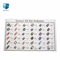 37 IN 1 SENSOR KITS FOR ARDUINO HIGH QUALITY For Arduino Starters Works With Official For