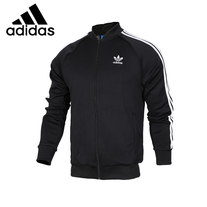 ADIDAS Original New Arrival Mens Jacket Breathable Quick Dry Cotton Lightweight High Quality Outdoor For Men#AY7059