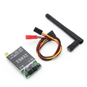 Image 3 - 48Ch 5.8G 600mw 5km Wireless AV Transmitter TS832 Receiver RC832 for FPV Multicopter RC Aircraft Quadcopter Wholesale Dropship