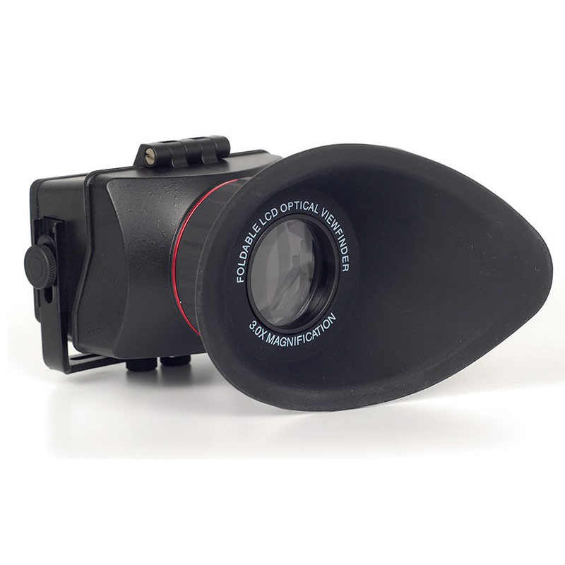 "Ggs swivi s4 3.0x3.0 ""16:9 lcd عدسة الكاميرا لسوني a7 a7r a7s NEX-7 NEX-6 NEX-5R NEX-5T a5000 a6000 dslr رأي الباحث"