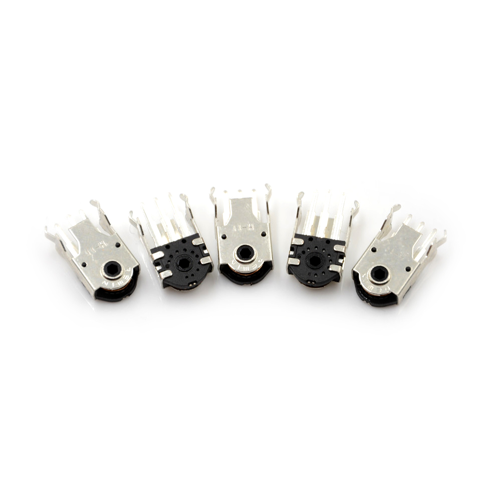 Image 4 - 5PCS High quality Mouse Encoder Wheel Encoder Repair Parts Switch 11MM Wholesale-in Switches from Lights & Lighting