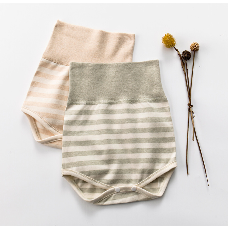 Organic Cotton High Waist Underwear