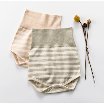 Organic Cotton High Waist Baby Underwear