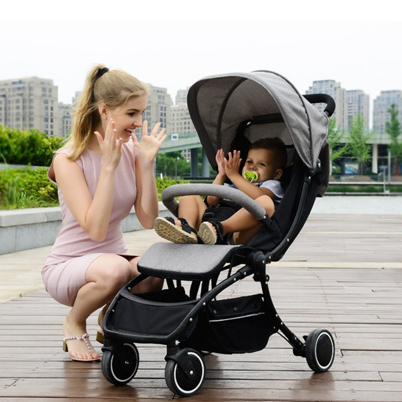 Portable Baby Stroller Light Folding Baby Carriages For Newborns carrinho de bebe baby stroller infant comfortable baby throne strollers baby carriages for newborns folding portable stroller