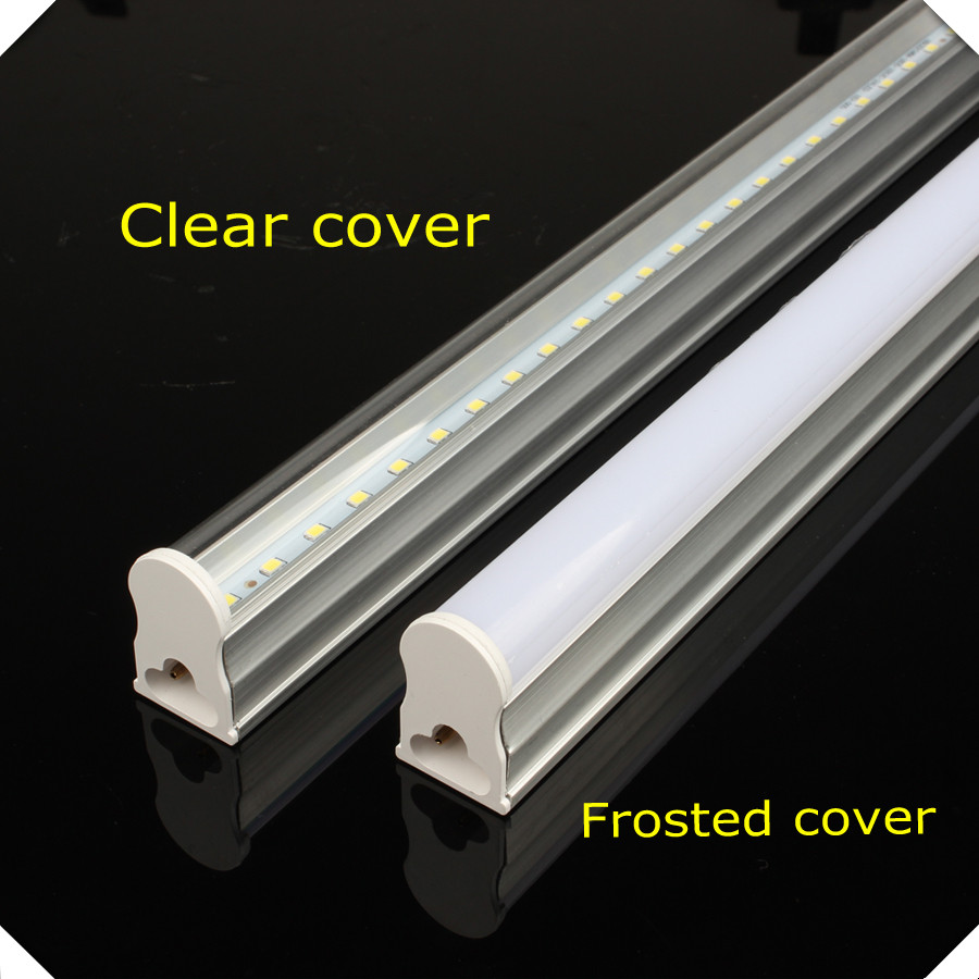 Fluorescent Tube Led Light Us 12 97 Led Tube T5 Light 10w 6w Fluorescent Tube Lamps Cold White Led Bulb Light Led Fluorescent T5 Neon Led Lamps In Led Bulbs Tubes From