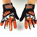 Бесплатно Через AE Доставка KTM Перчатки Мотоцикла Ретро Kawasaki Двигателя Гоночные Перчатки мужские Мотокросс Полный Finger Перчатки Размер M/L/XL/XXL