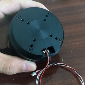 Image 3 - 1PC HT6025 ジンバルモーター大トルク光電ポッドブラシレス w AS5048A/AS5600 エンコーダ DIY ロボットジョイント s
