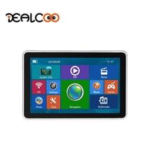 Dealcoo 5″ Car GPS Navigator FM/4GB/DDR128M Navitel GPS Worldwide Maps WINCE 6.0