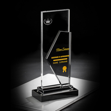 Customized Crystal Trophy Engraved Logo Or Words Sports Souvenirs Grammy Award Glass Champions Rewards League Cup