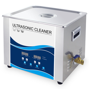 Image 5 - 15L Digital Ultrasonic Cleaner 540W Transducer Industrial Degas Heater Timer 40Khz Engines Dental Parts Laboratory Tools washer