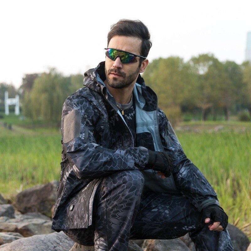Point Break Outdoor commander MC34 Tactical skin Suit