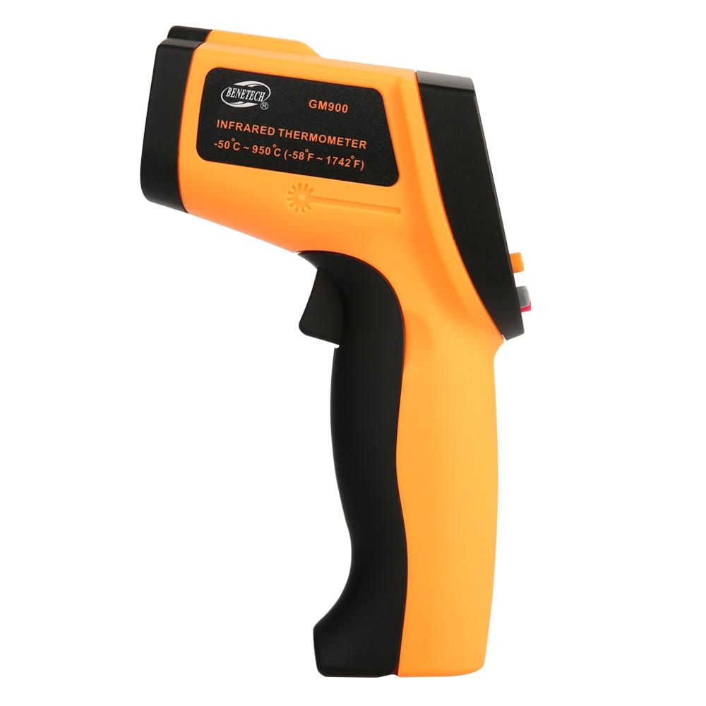 GM900 IR thermomètre infrarouge thermomètre numérique sans Contact testeur portatif capteur de température capteur hydromètre imageur thermique