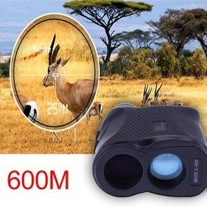 Image 5 - 600M/900M Monocular Telescope Laser Rangefinder Hunting Outdoor Sports Golf Range Finder Distance Meter Laser Measurement Tools