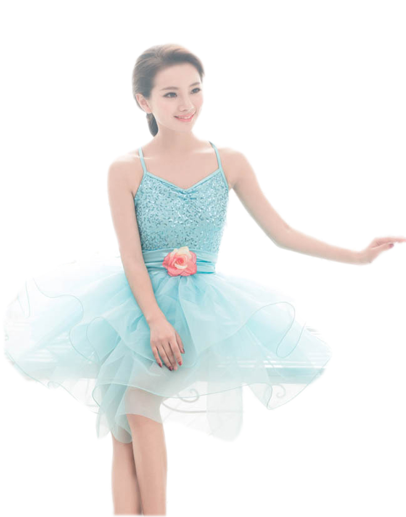 Special Offer Vestidos Girl Dress Kids Girls Dance Costume Dress ...