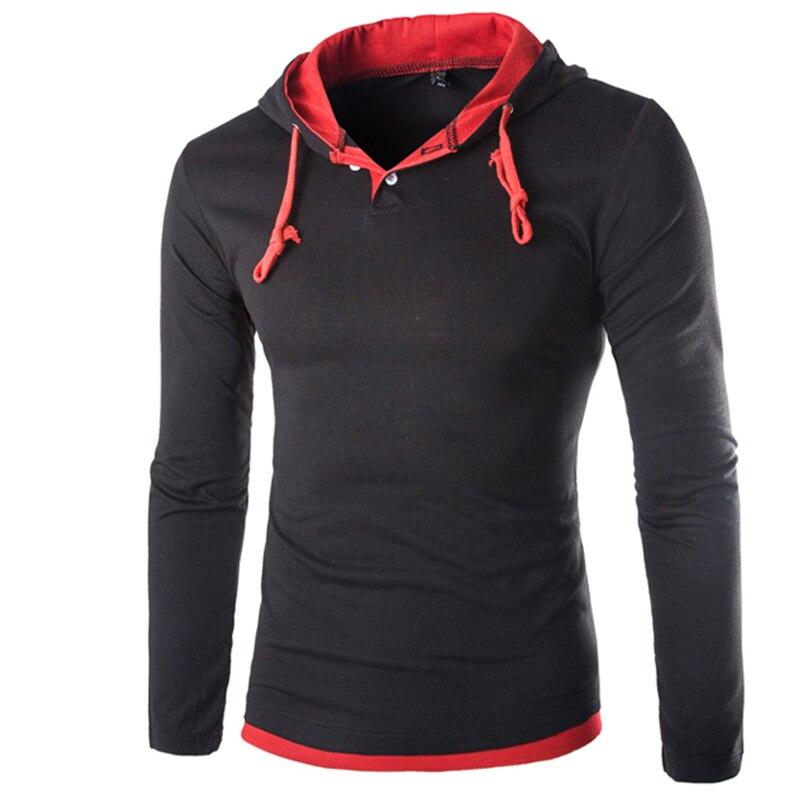 HTB1qwzkKVXXXXXNaXXXq6xXFXXX1 - T Shirt Men Brand 2018 Fashion Men'S Hooded Stitching Design Tops & Tees T Shirt Men Long Sleeve Slim Male Tops  XXXL OOISH