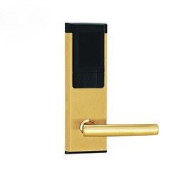 الكهربائية قفل الإلكترونية RFID بطاقة قفل الباب مع مفتاح للمنزل فندق مكتب شقة مزلاج مع ديدبولت lkA310SG