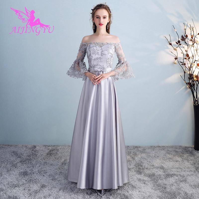Aijingyu 2018 New Sexy Womens Gown Prom Dress Plus Size Bridesmaid