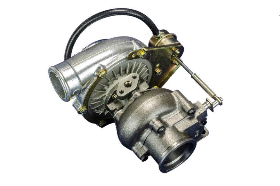 WLR RACING - WGT35 GT30 Turbine A / R .63 Com A / R .70 T3 bride - Pièces auto - Photo 5