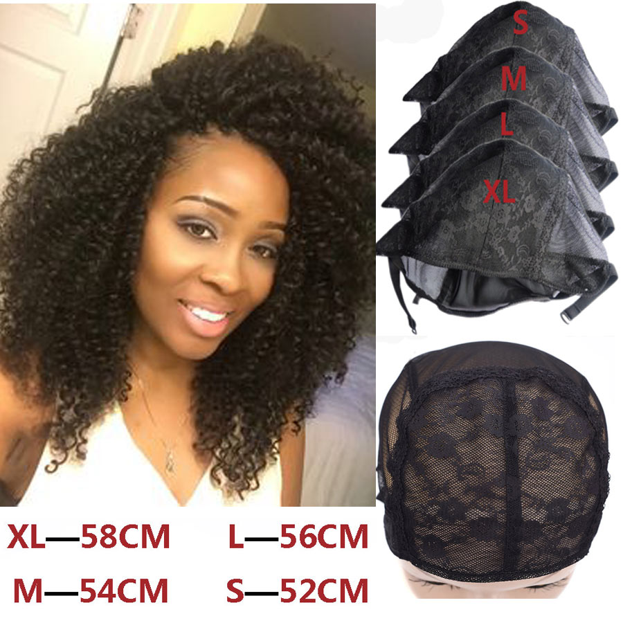 Hairnets 5-15pcs Hair Net Making Ponytail Hairnet Weaving Cap Glueless Wig Cap Good Quality Normal Shipping Attractive Fashion Tools & Accessories