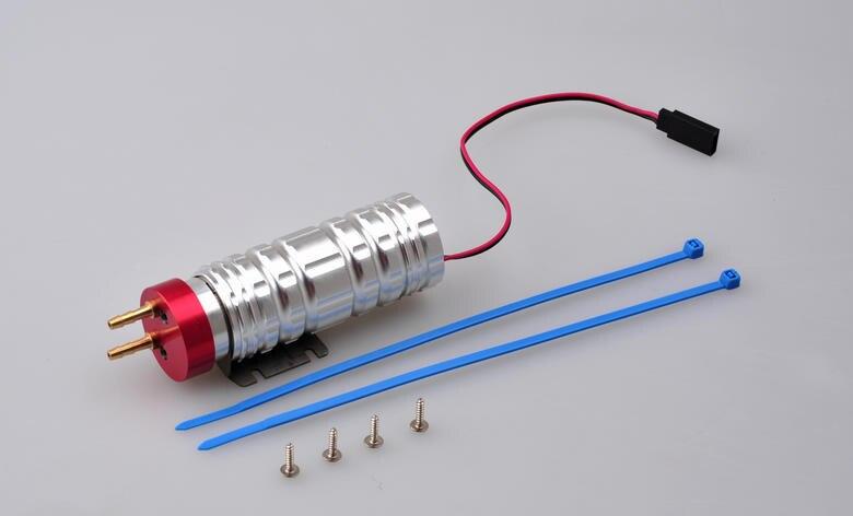 1PC CNC Metal Electric Oil Pump 4 8V 6V 1000cc Min Flow Rate Fuel Pump Gear