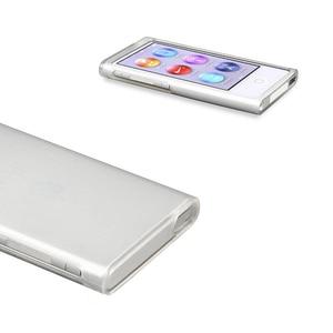 Image 3 - New Frost Clear Soft TPU Gel Rubber Silicone Case For Apple iPod Nano 7th Gen 7 7G nano7 Cases skin cover coque fundas