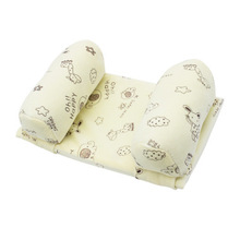 Anti Roll Baby Pillow Adjustable Anti-rollover Pillow breathable Safe Head Positioner