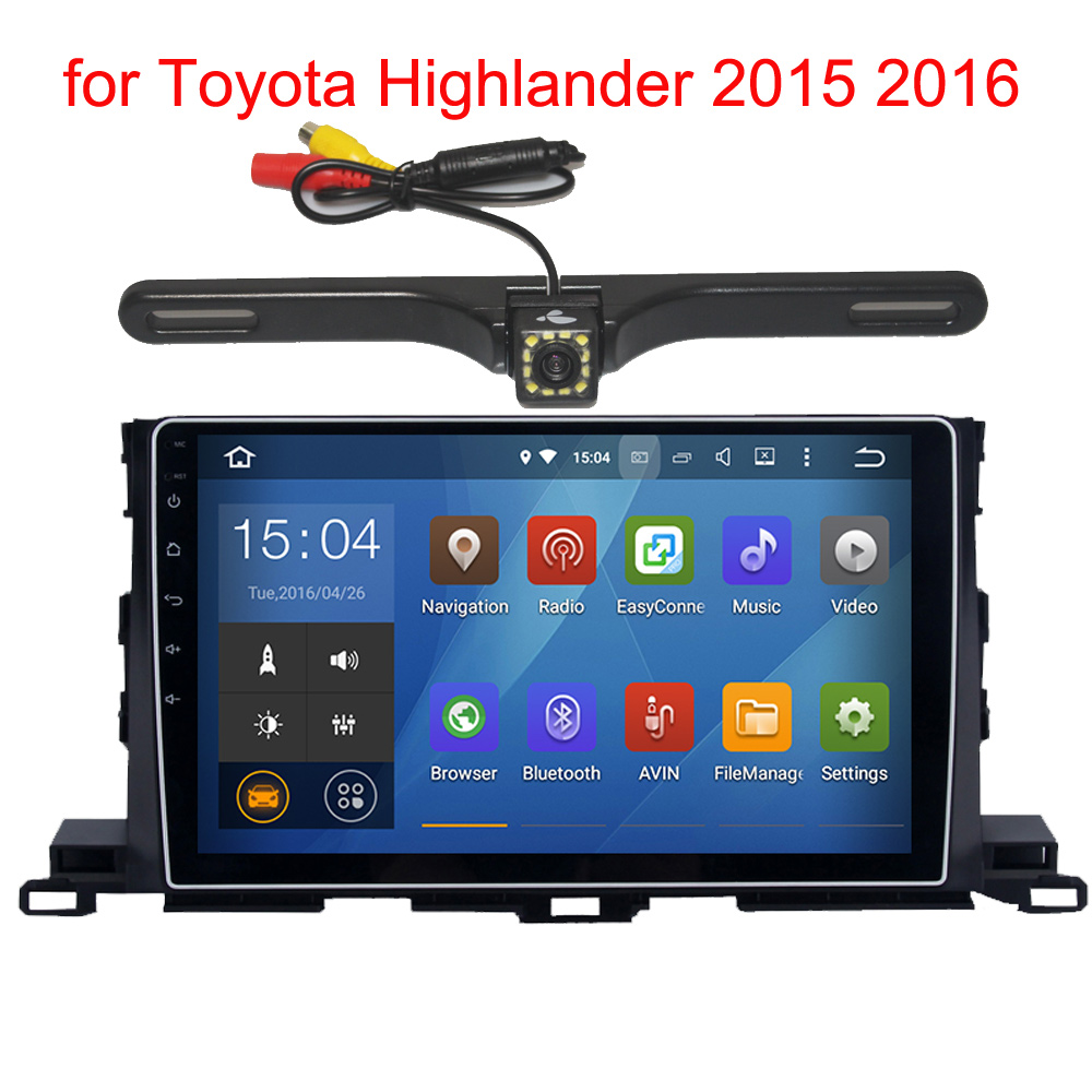 2 Din Pure Android 5.1 stereo Head Unit s