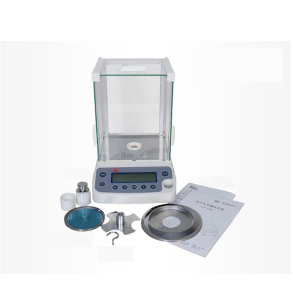 High Quality 120 x 0.0001g 0.1mg Lab Precision Electronic analytical balance Scales New fast shipping with DHL/EMS dhl ems 2 lots l