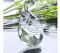 Бесплатная доставка  современный кристалл K9  38 мм  прозрачный граненый кристалл  50 шт./лот  детали для люстры  аксессуары для освещения