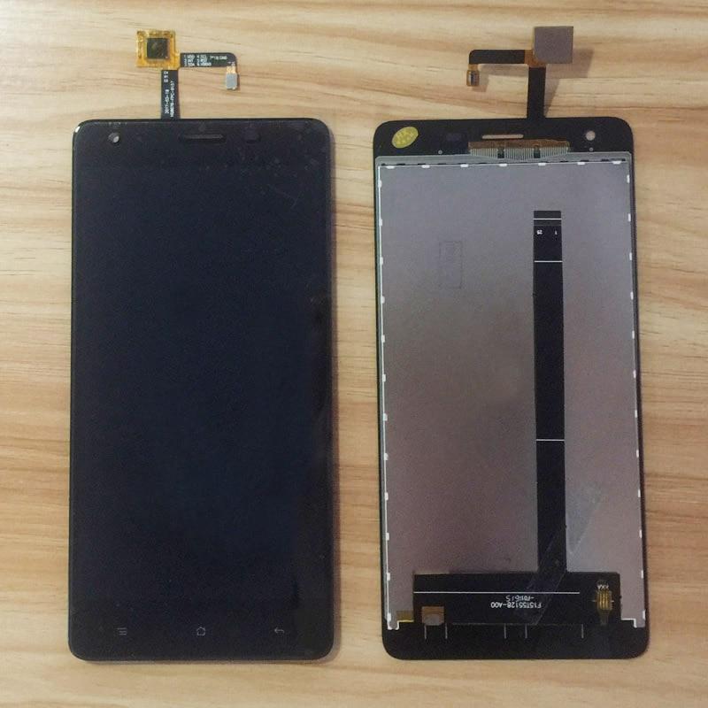 LCD Écran Pour Oukitel K6000 Pro LCD Affichage à L'écran Tactile Digitizer Assemblée Téléphone k 6000 pro k6000pro Remplacer Les Pièces