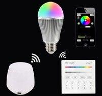 2 4GHz B3 T3 RGBW RGBWW Led Controller 2 4G E27 9W RGBW RGBWW Led Bulb
